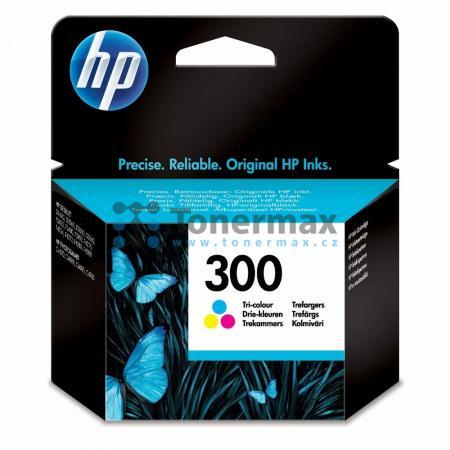 HP 300, HP CC643EE, originální cartridge pro tiskárny HP Deskjet D1660, Deskjet D1668, Deskjet D2530, Deskjet D2545, Deskjet D2560, Deskjet D2645, Deskjet D2660, Deskjet D2668, Deskjet D2680, Deskjet D5560, Deskjet F2420 All-in-One, Deskjet F2430, Deskjet