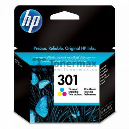 HP 301, HP CH562EE, originální cartridge pro tiskárny HP DeskJet 3050, Deskjet 1000, Deskjet 1010, Deskjet 1050, Deskjet 1050A, Deskjet 1050se, Deskjet 1055, Deskjet 1510, Deskjet 1512, Deskjet 1514, Deskjet 2000, Deskjet 2050, Deskjet 2050A, Deskjet 2050