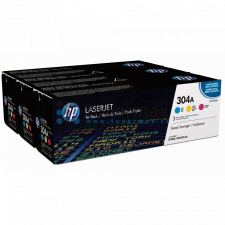HP 304A, HP CF372AM, originální toner pro tiskárny HP Color LaserJet CP2025, Color LaserJet CP2025dn, Color LaserJet CP2025n, Color LaserJet CP2025x, Color Laserjet CM2320fxi MFP, Color Laserjet CM2320n MFP, Color Laserjet CM2320, Color Laserjet CM2320 MF