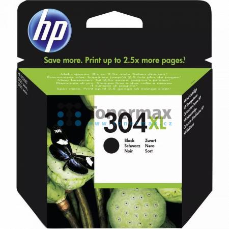 HP 304XL, HP N9K08AE, originální cartridge pro tiskárny HP DeskJet 3720, DeskJet 3730