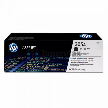 HP 305A, HP CE410A, originální toner pro tiskárny HP LaserJet Pro 300 color M351a, LaserJet Pro 300 color M351, LaserJet Pro 300 color MFP M375nw, LaserJet Pro 300 color MFP M375, LaserJet Pro 400 color M451dn, LaserJet Pro 400 color M451, LaserJet Pro 40