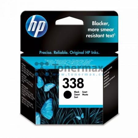 HP 338, HP C8765EE, originální cartridge pro tiskárny HP Deskjet 460, Deskjet 460c, Deskjet 460cb, Deskjet 460wbt, Deskjet 460wf, Deskjet 5740, Deskjet 5740xi, Deskjet 5743, Deskjet 5745, Deskjet 5748, Deskjet 6520, Deskjet 6540, Deskjet 6540d, Deskjet 65