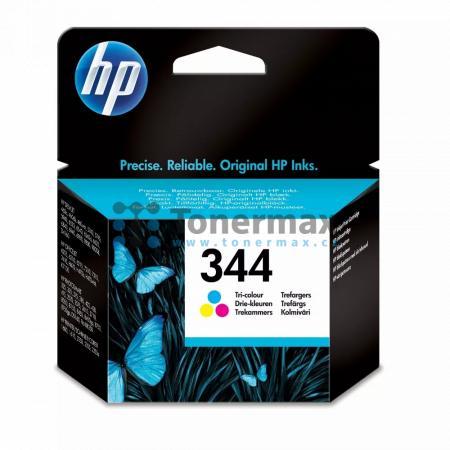 HP 344, HP C9363EE, originální cartridge pro tiskárny HP Deskjet 460, Deskjet 460c, Deskjet 460cb, Deskjet 460wbt, Deskjet 460wf, Deskjet 5740, Deskjet 5740xi, Deskjet 5743, Deskjet 5745, Deskjet 5748, Deskjet 5940, Deskjet 5940xi, Deskjet 5943, Deskjet 6