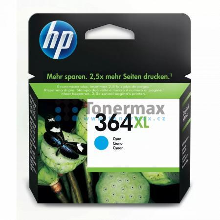 HP 364XL, HP CB323EE, originální cartridge pro tiskárny HP Deskjet 3070A, Deskjet 3520 e-All-in-One, Officejet 4620, Officejet 4622, Photosmart 5510, Photosmart 5515, Photosmart 5520, Photosmart 6510, Photosmart 6520, Photosmart 7510, Photosmart 7520, Pho