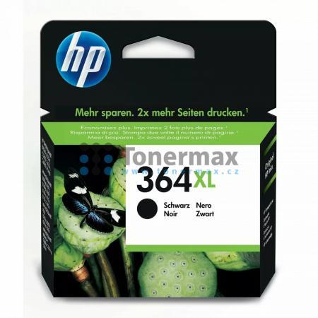 HP 364XL, HP CN684EE, originální cartridge pro tiskárny HP Deskjet 3070A, Deskjet 3520 e-All-in-One, Officejet 4620, Officejet 4622, Photosmart 5510, Photosmart 5515, Photosmart 5520, Photosmart 6510, Photosmart 6520, Photosmart 7510, Photosmart 7520, Pho
