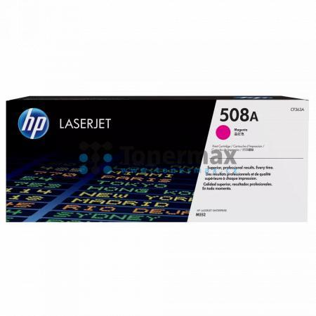HP 508A, HP CF363A, originální toner pro tiskárny HP Color LaserJet Enterprise Flow MFP M577, Color LaserJet Enterprise Flow MFP M577c, Color LaserJet Enterprise Flow MFP M577z, Color LaserJet Enterprise M552, Color LaserJet Enterprise M552dn, Color Laser