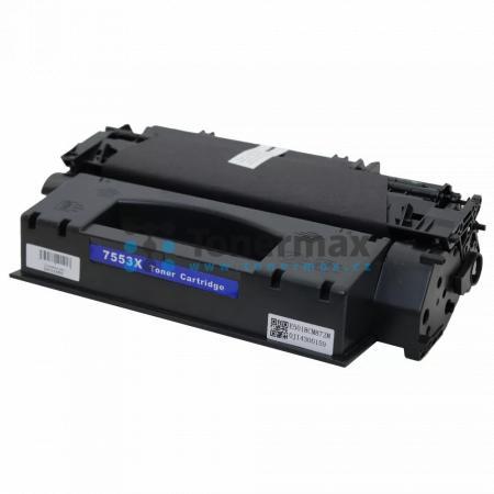 HP 53X, HP Q7553X, kompatibilní toner pro tiskárny HP LaserJet M2727, LaserJet M2727 MFP, LaserJet M2727nf, LaserJet M2727nf MFP, LaserJet M2727nfs, LaserJet M2727nfs MFP, LaserJet P2014, LaserJet P2014n, LaserJet P2015, LaserJet P2015d, LaserJet P2015dn,