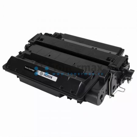 HP 55X, HP CE255X, kompatibilní toner pro tiskárny HP LaserJet 500 MFP M525, LaserJet Enterprise 500 MFP M525, LaserJet Enterprise 500 MFP M525dn, LaserJet Enterprise 500 MFP M525f, LaserJet Enterprise flow MFP M525c, LaserJet P3015, LaserJet Enterprise P