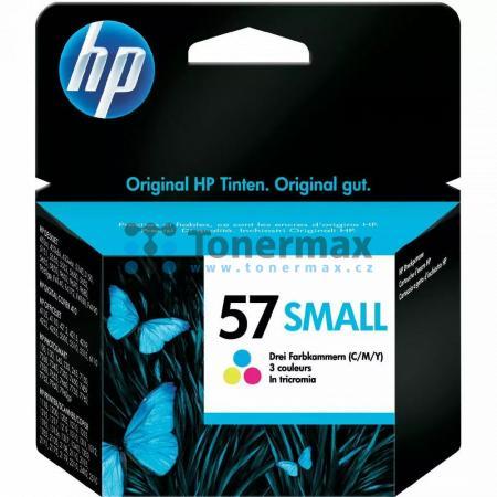 HP 57, HP C6657GE, originální cartridge pro tiskárny HP Color Copier dc410, Deskjet 450, Deskjet 450cbi, Deskjet 450ci, Deskjet 450wbt, Deskjet 5145, Deskjet 5150, Deskjet 5150v, Deskjet 5150w, Deskjet 5151, Deskjet 5168, Deskjet 5500, Deskjet 5500v, Desk