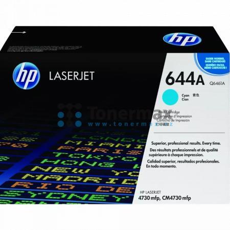 HP 644A, HP Q6461A, originální toner pro tiskárny HP Color LaserJet 4730 MFP, Color LaserJet 4730x MFP, Color LaserJet 4730xm MFP, Color LaserJet 4730xs MFP, Color LaserJet CM4730 MFP, Color LaserJet CM4730, Color LaserJet CM4730f MFP, Color LaserJet CM47