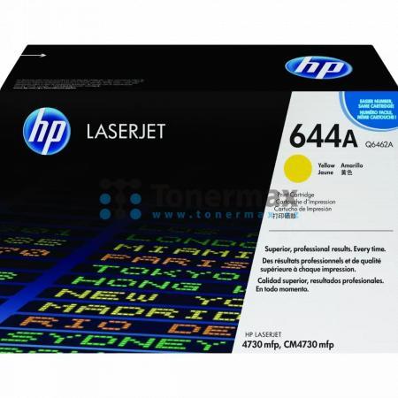 HP 644A, HP Q6462A, originální toner pro tiskárny HP Color LaserJet 4730 MFP, Color LaserJet 4730x MFP, Color LaserJet 4730xm MFP, Color LaserJet 4730xs MFP, Color LaserJet CM4730 MFP, Color LaserJet CM4730, Color LaserJet CM4730f MFP, Color LaserJet CM47