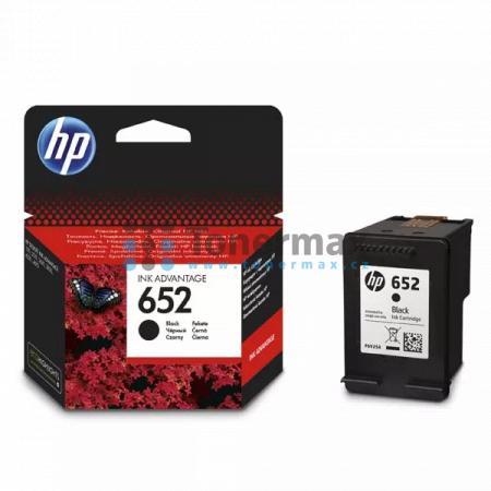 HP 652, HP F6V25AE, originální cartridge pro tiskárny HP DeskJet Ink Advantage 1115, DeskJet Ink Advantage 2135, DeskJet Ink Advantage 3635, DeskJet Ink Advantage 3636, DeskJet Ink Advantage 3775, DeskJet Ink Advantage 3785, DeskJet Ink Advantage 3835, De