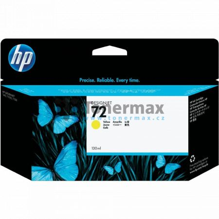 HP 72, HP C9373A, originální cartridge pro tiskárny HP DesignJet T795, Designjet T610, Designjet T620, Designjet T770, Designjet T790, Designjet T1100, Designjet T1100 MFP, Designjet T1100ps, Designjet T1120, Designjet T1120 HD, Designjet T1120 SD, Design