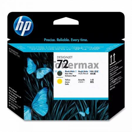 HP 72, HP C9384A, tisková hlava originální pro tiskárny HP DesignJet T795, Designjet T610, Designjet T620, Designjet T770, Designjet T790, Designjet T1100, Designjet T1100 MFP, Designjet T1100ps, Designjet T1120, Designjet T1120 HD, Designjet T1120 SD, De