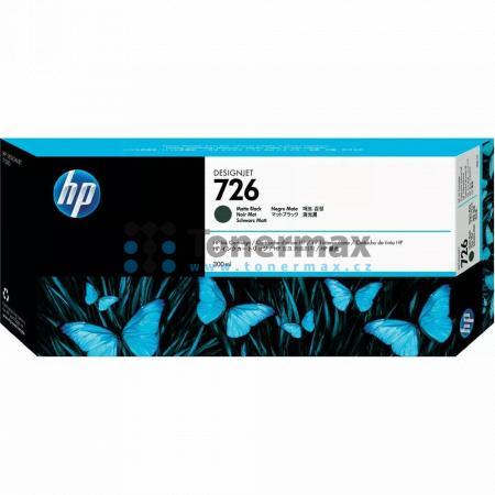 HP 726, HP CH575A, originální cartridge pro tiskárny HP DesignJet T795, Designjet T1200, Designjet T1200 HD, Designjet T1300, Designjet T2300