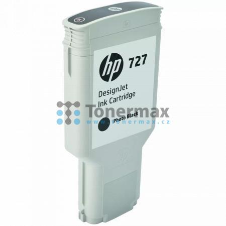 HP 727, HP F9J79A, originální cartridge pro tiskárny HP DesignJet T930, DesignJet T930 Printer, DesignJet T1530, DesignJet T1530 Printer, DesignJet T2530, DesignJet T2530 MFP, DesignJet T2530 PostScript MFP