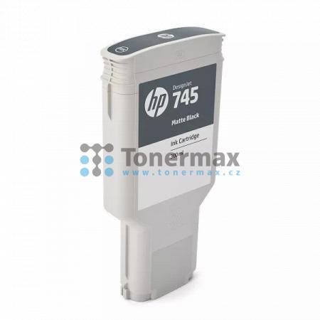 HP 745, HP F9K05A, originální cartridge pro tiskárny HP DesignJet Z2600, DesignJet Z2600 PostScript Printer, DesignJet Z5600, DesignJet Z5600 PostScript Printer