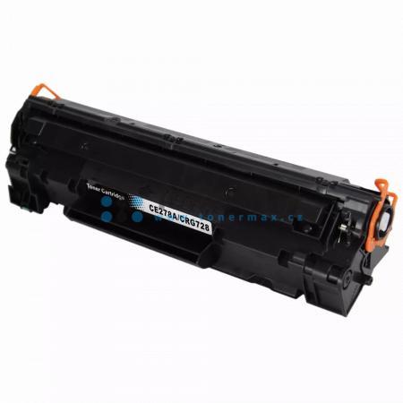 HP 78A, HP CE278A, kompatibilní toner pro tiskárny HP LaserJet 1536dnf MFP, LaserJet M1536dnf MFP, LaserJet P1566, LaserJet Pro P1566, LaserJet P1606dn, LaserJet P1606, LaserJet Pro P1606dn