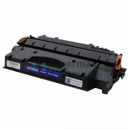 HP 80X, HP CF280X, kompatibilní toner pro tiskárny HP LaserJet Pro 400 M401a, LaserJet Pro 400 M401, LaserJet Pro 400 M401d, LaserJet Pro 400 M401dn, LaserJet Pro 400 M401dne, LaserJet Pro 400 M401dw, LaserJet Pro 400 M401n, LaserJet Pro 400 MFP M425dn, L