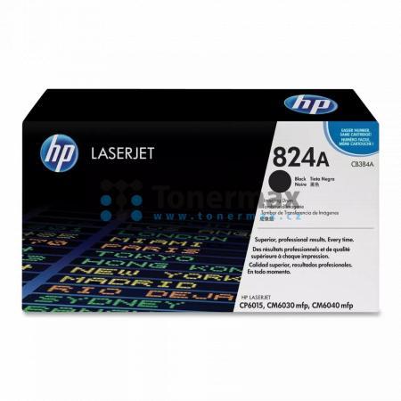 HP 824A, HP CB384A, zobrazovací válec originální pro tiskárny HP Color LaserJet CM6030 MFP, Color LaserJet CM6030, Color LaserJet CM6030f MFP, Color LaserJet CM6040 MFP, Color LaserJet CM6040, Color LaserJet CM6040f MFP, Color LaserJet CP6015de, Color Las