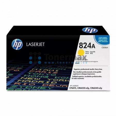 HP 824A, HP CB386A, zobrazovací válec originální pro tiskárny HP Color LaserJet CM6030 MFP, Color LaserJet CM6030, Color LaserJet CM6030f MFP, Color LaserJet CM6040 MFP, Color LaserJet CM6040, Color LaserJet CM6040f MFP, Color LaserJet CP6015de, Color Las