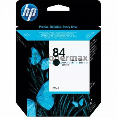 HP 84, HP C5016A, originální cartridge pro tiskárny HP Designjet 10ps, Designjet 20ps, Designjet 30, Designjet 30n, Designjet 50ps, Designjet 90, Designjet 90gp, Designjet 90r, Designjet 120, Designjet 120nr, Designjet 130, Designjet 130gp, Designjet 130n