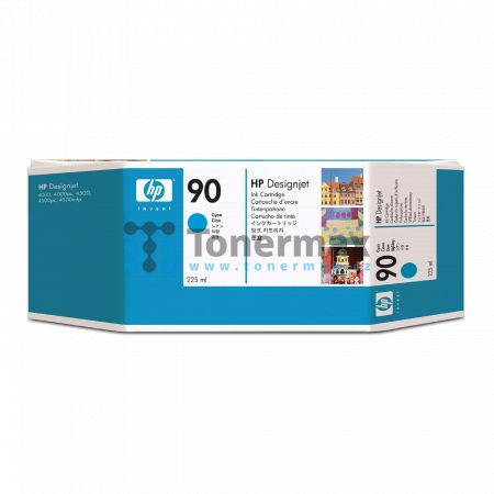 HP 90, HP C5060A, originální cartridge pro tiskárny HP Designjet 4000, Designjet 4000ps, Designjet 4500, Designjet 4500mfp, Designjet 4500ps, Designjet 4520, Designjet 4520 HD