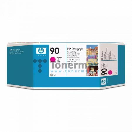 HP 90, HP C5063A, originální cartridge pro tiskárny HP Designjet 4000, Designjet 4000ps, Designjet 4500, Designjet 4500mfp, Designjet 4500ps, Designjet 4520, Designjet 4520 HD
