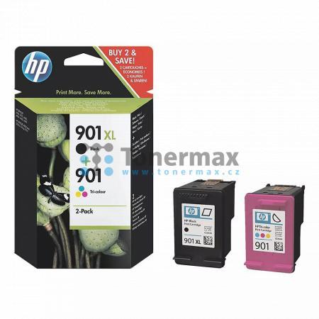 HP 901XL / HP 901, SD519AE, originální cartridge pro tiskárny HP Officejet 4500, Officejet 4500 Desktop, Officejet 4500 G510a, Officejet 4500 G510g, Officejet 4500 G510n, Officejet 4500 Wireless, Officejet J4524, Officejet J4525, Officejet J4535, Officeje