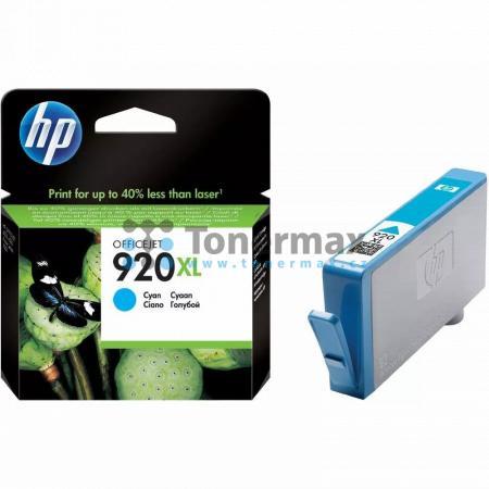 HP 920XL, HP CD972AE, originální cartridge pro tiskárny HP Officejet 6000, Officejet 6000 Wireless, Officejet 6500, Officejet 6500 Wireless, Officejet 6500A, Officejet 6500A Plus, Officejet 7000, Officejet 7000 Wide Format, Officejet 7500A, Officejet 7500