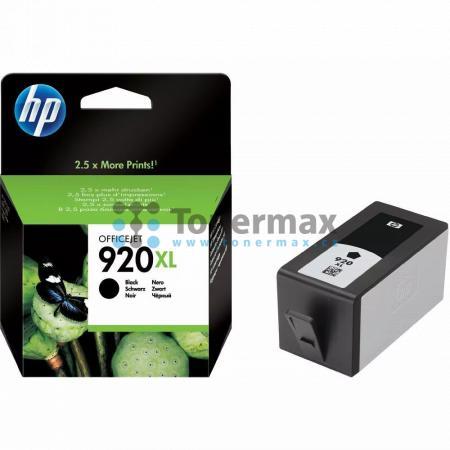 HP 920XL, HP CD975AE, originální cartridge pro tiskárny HP Officejet 6000, Officejet 6000 Wireless, Officejet 6500, Officejet 6500 Wireless, Officejet 6500A, Officejet 6500A Plus, Officejet 7000, Officejet 7000 Wide Format, Officejet 7500A, Officejet 7500