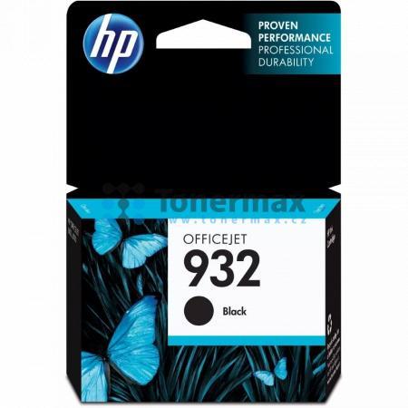 HP 932, CN057AE, originální cartridge pro tiskárny HP OfficeJet 7510, Officejet 6100, Officejet 6600, Officejet 6700 Premium, Officejet 7110, Officejet 7110 Wide Format, Officejet 7610, Officejet 7612