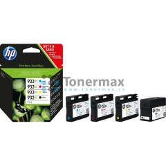 HP 932XL + HP 933XL, HP C2P42AE, 4-Pack