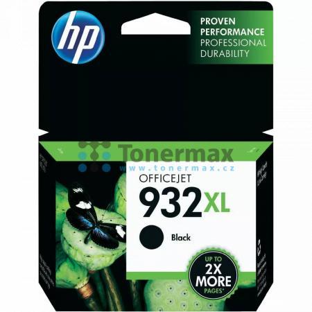 HP 932XL, HP CN053AE, originální cartridge pro tiskárny HP OfficeJet 7510, Officejet 6100, Officejet 6600, Officejet 6700 Premium, Officejet 7110, Officejet 7110 Wide Format, Officejet 7610, Officejet 7612