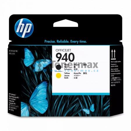 HP 940, HP C4900A, tisková hlava originální pro tiskárny HP Officejet Pro 8000, Officejet Pro 8000 Enterprise, Officejet Pro 8500, Officejet Pro 8500A, Officejet Pro 8500A Plus, Officejet Pro 8500A Premium