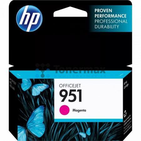HP 951, HP CN051AE, originální cartridge pro tiskárny HP Officejet Pro 251dw, Officejet Pro 276dw, Officejet Pro 8100, Officejet Pro 8600, Officejet Pro 8600 Plus, Officejet Pro 8600 Premium, Officejet Pro 8610, Officejet Pro 8620, Officejet Pro 8630