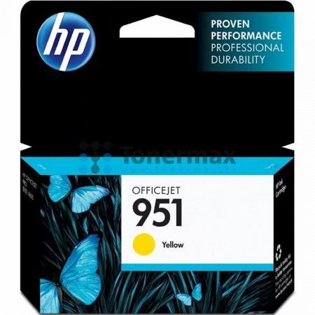 HP 951, HP CN052AE, originální cartridge pro tiskárny HP Officejet Pro 251dw, Officejet Pro 276dw, Officejet Pro 8100, Officejet Pro 8600, Officejet Pro 8600 Plus, Officejet Pro 8600 Premium, Officejet Pro 8610, Officejet Pro 8620, Officejet Pro 8630