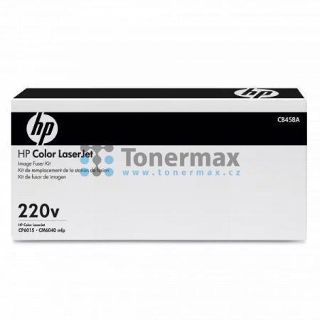 HP CB458A, fixační sada originální pro tiskárny HP Color LaserJet CM6030 MFP, Color LaserJet CM6030, Color LaserJet CM6030f MFP, Color LaserJet CM6040 MFP, Color LaserJet CM6040, Color LaserJet CM6040f MFP, Color LaserJet CP6015de, Color LaserJet CP6015,