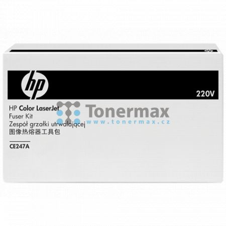 HP CE247A, fixační jednotka originální pro tiskárny HP Color LaserJet CM4540 MFP, Color LaserJet CP4025, Color LaserJet CP4525, Color LaserJet Enterprise CM4540 MFP, Color LaserJet Enterprise CM4540f MFP, Color LaserJet Enterprise CM4540fskm MFP, Color La