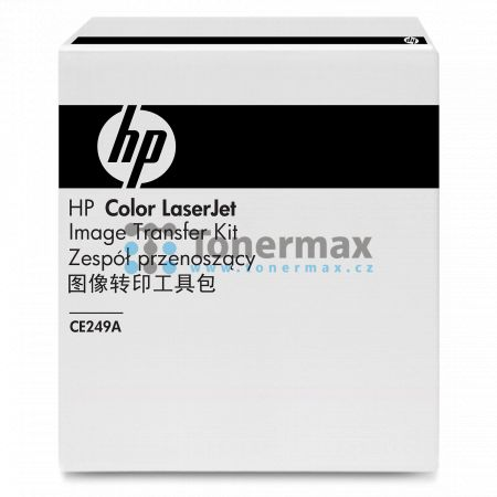 HP CE249A, transfer Kit originální pro tiskárny HP Color LaserJet CM4540 MFP, Color LaserJet CP4025, Color LaserJet CP4525, Color LaserJet Enterprise CM4540 MFP, Color LaserJet Enterprise CM4540f MFP, Color LaserJet Enterprise CM4540fskm MFP, Color LaserJ
