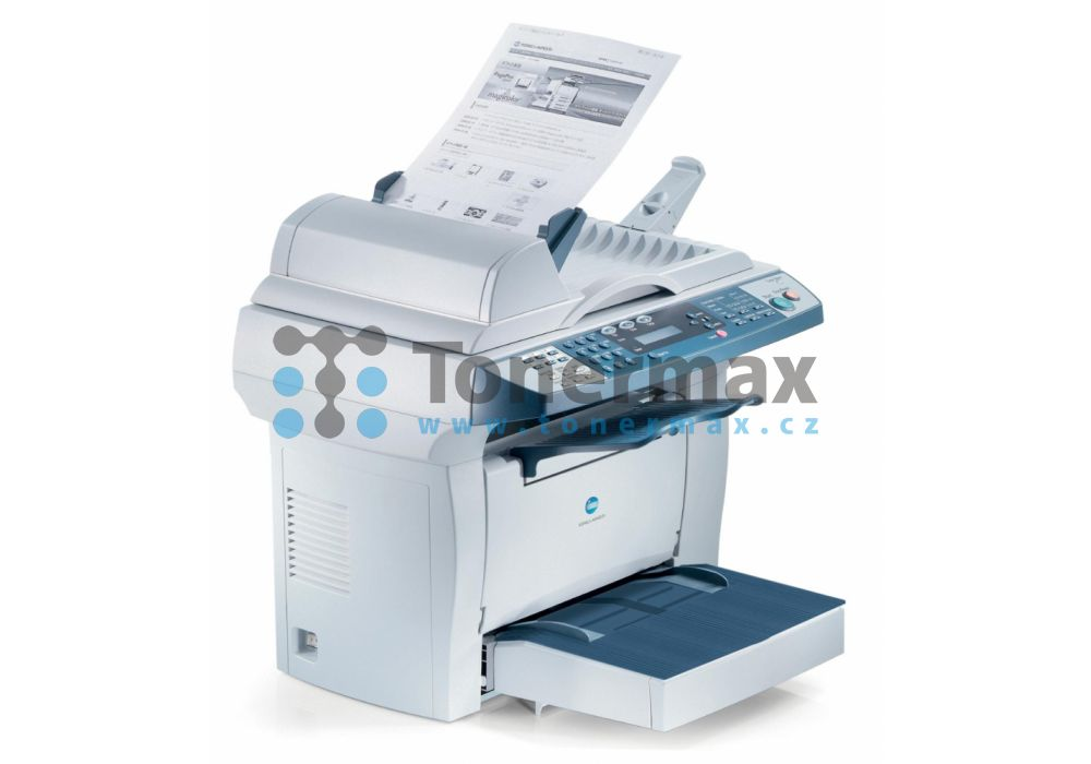 Minolta qms pagepro 1250w printer