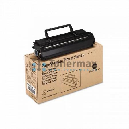 Konica Minolta 0938306, 1710433-001, originální toner pro tiskárny Konica Minolta PagePro 6, PagePro 6L, PagePro 6e, PagePro 6ex