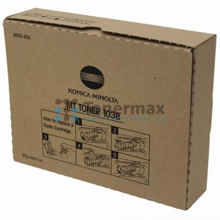 Konica Minolta 103B, 8935-804, originální toner pro tiskárny Konica Minolta EP-1030, EP-1030F, EP-1031, EP-1031F, kompatibilní také s Develop D 1300, D 1320F