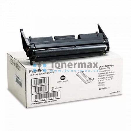 Konica Minolta 4174-303, 1710400-002, Drum Cartridge, poškozený obal, originální pro tiskárny Konica Minolta PagePro 8, PagePro 8L, PagePro 8e, PagePro 1100, PagePro 1100L, PagePro 1200W, PagePro 1250E, PagePro 1250W