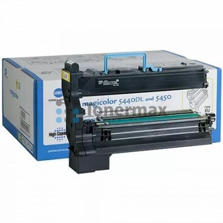 Konica Minolta 4539133, 1710604-006, originální toner pro tiskárny Konica Minolta magicolor 5440DL, magicolor 5450