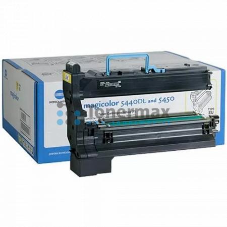 Konica Minolta 4539134, 1710604-002, originální toner pro tiskárny Konica Minolta magicolor 5440DL, magicolor 5450