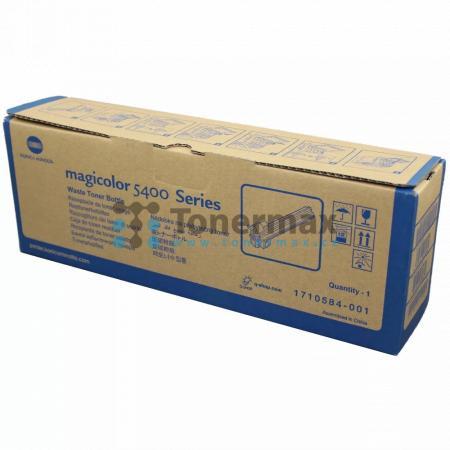 Konica Minolta 4540312, 1710584-001, odpadní nádobka, poškozený obal, originální pro tiskárny Konica Minolta magicolor 5430DL, magicolor 5440DL, magicolor 5450