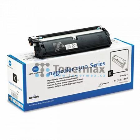 Konica Minolta 4576211, 1710517-005, akce do vyprodání zásob, originální toner pro tiskárny Konica Minolta magicolor 2300DL, magicolor 2300W, magicolor 2350