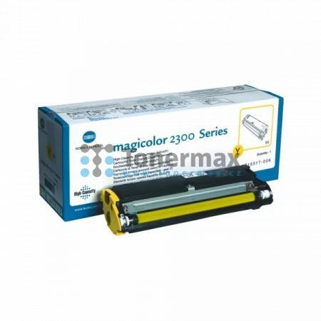Konica Minolta 4576311, 1710517-006, originální toner pro tiskárny Konica Minolta magicolor 2300DL, magicolor 2300W, magicolor 2350