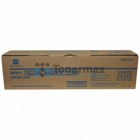 Konica Minolta DR311, DR-311, A0XV0TD, Drum Unit, originální pro tiskárny Konica Minolta bizhub C220, bizhub C280, bizhub C360